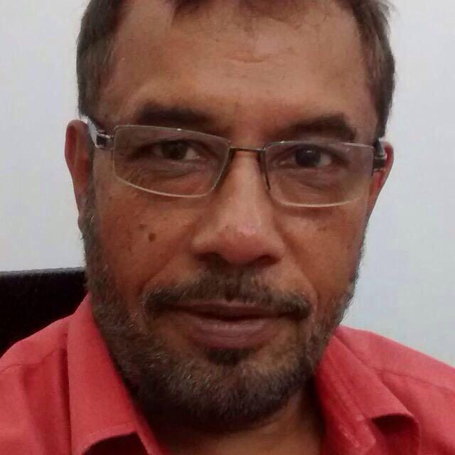 Rajesh Joshi.