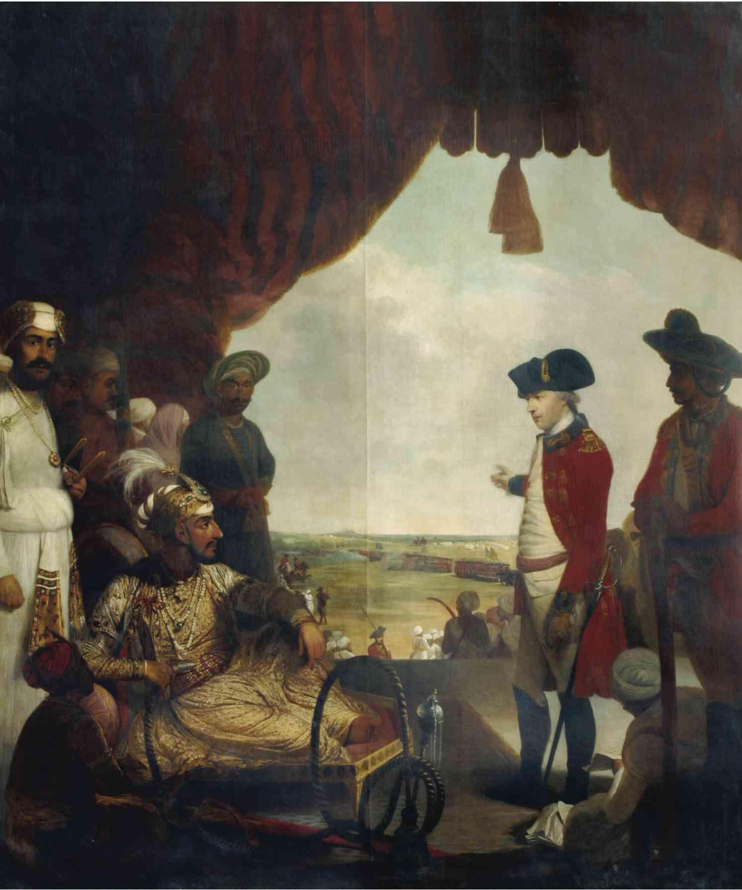 Mughal Emperor Shah Alam
