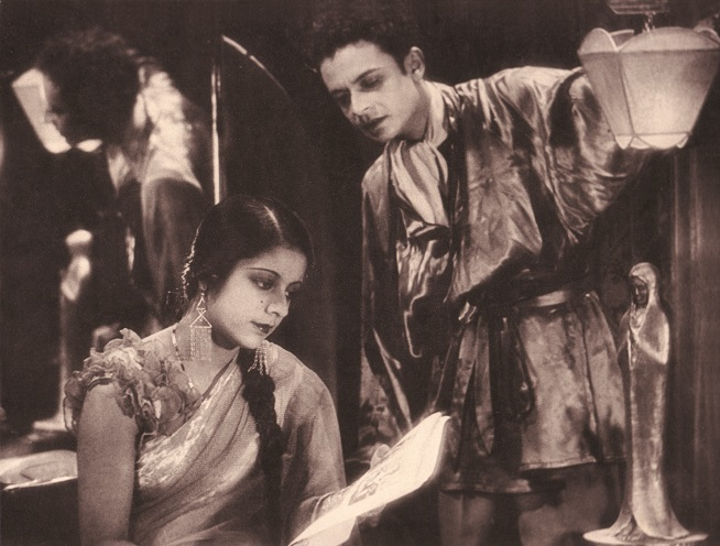 Kanan Devi and PC Barua in Mukti (1937). Courtesy HarperCollins India.