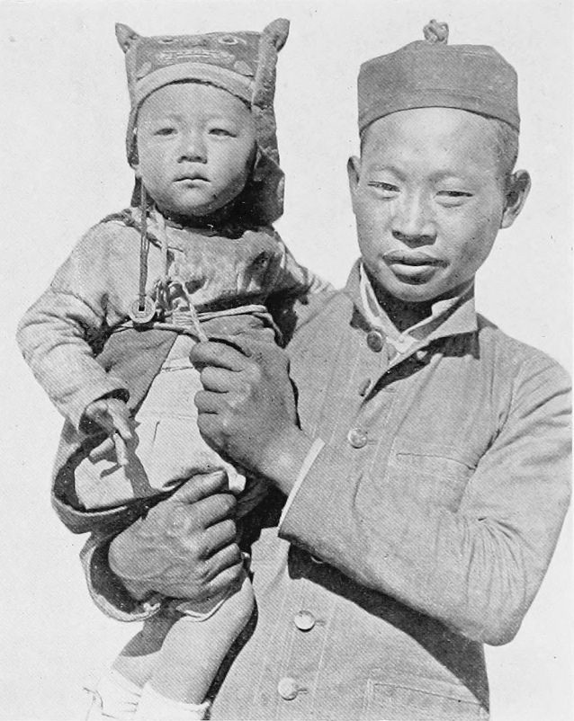 """Young China"", featured in Camps and Trails in China (1918)"