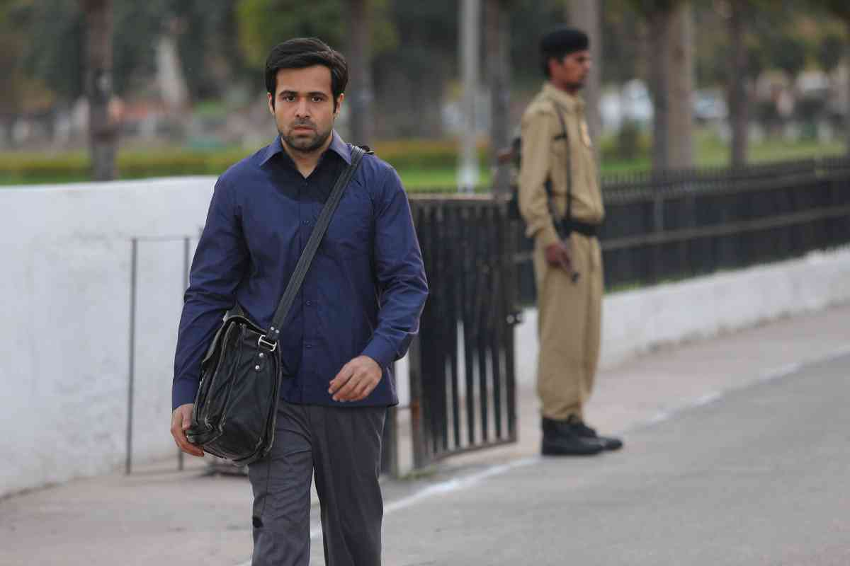 Emraan Hashmi in Tigers. Courtesy Cinemorphic/Sikhya Productions.