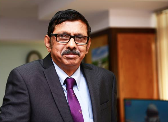 Prasar Bharati chairman A Surya Prakash has accused the Information and Broadcasting Ministry of holding back the public broadcaster's salary funds. (Credit: @prasarbharati / Twitter)