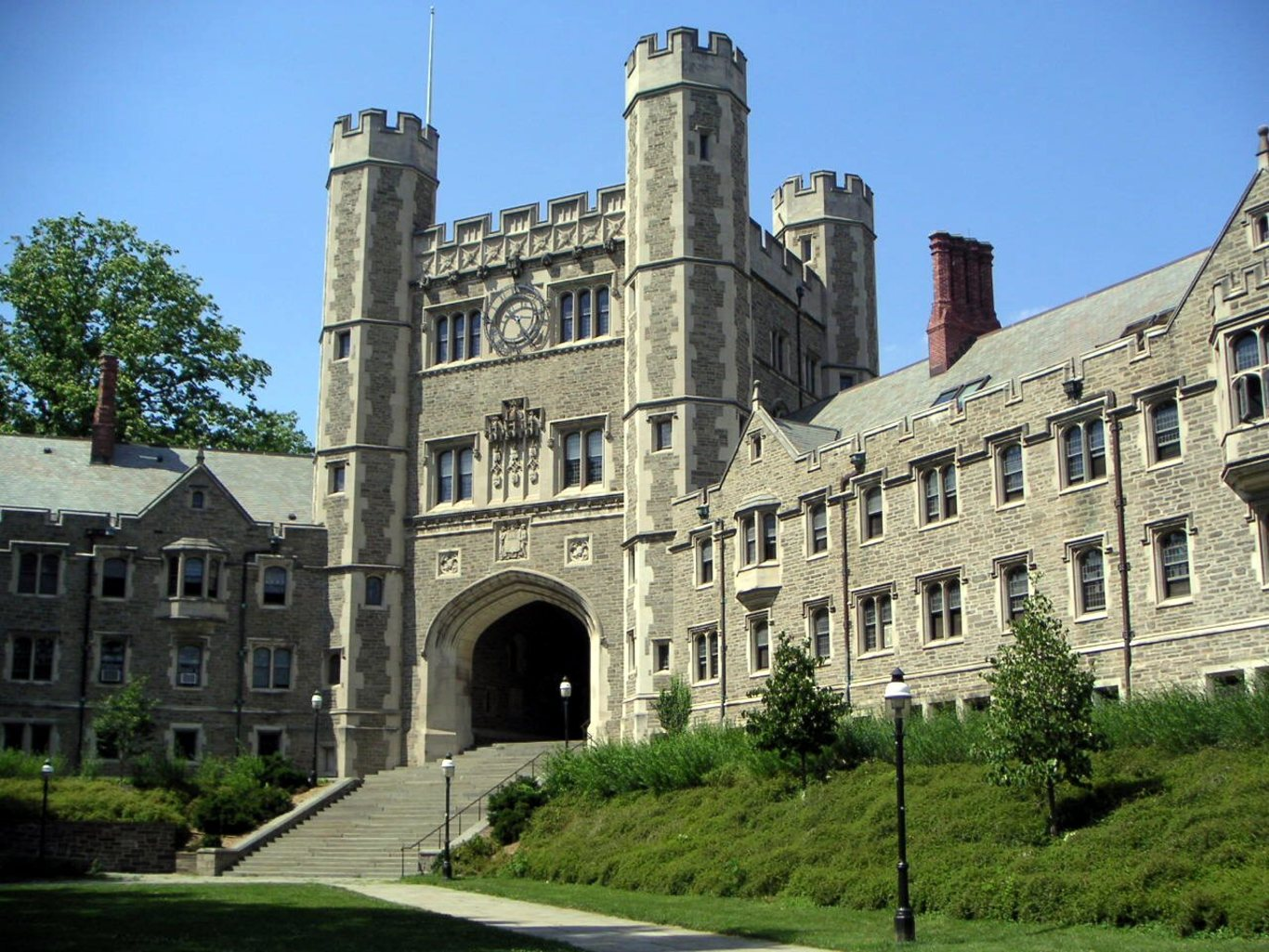 Princeton University had a record-setting number of applicants for its class of 2021.  Photo credit: Sindy Lee/Flickr [Licensed under CC by 4.0]