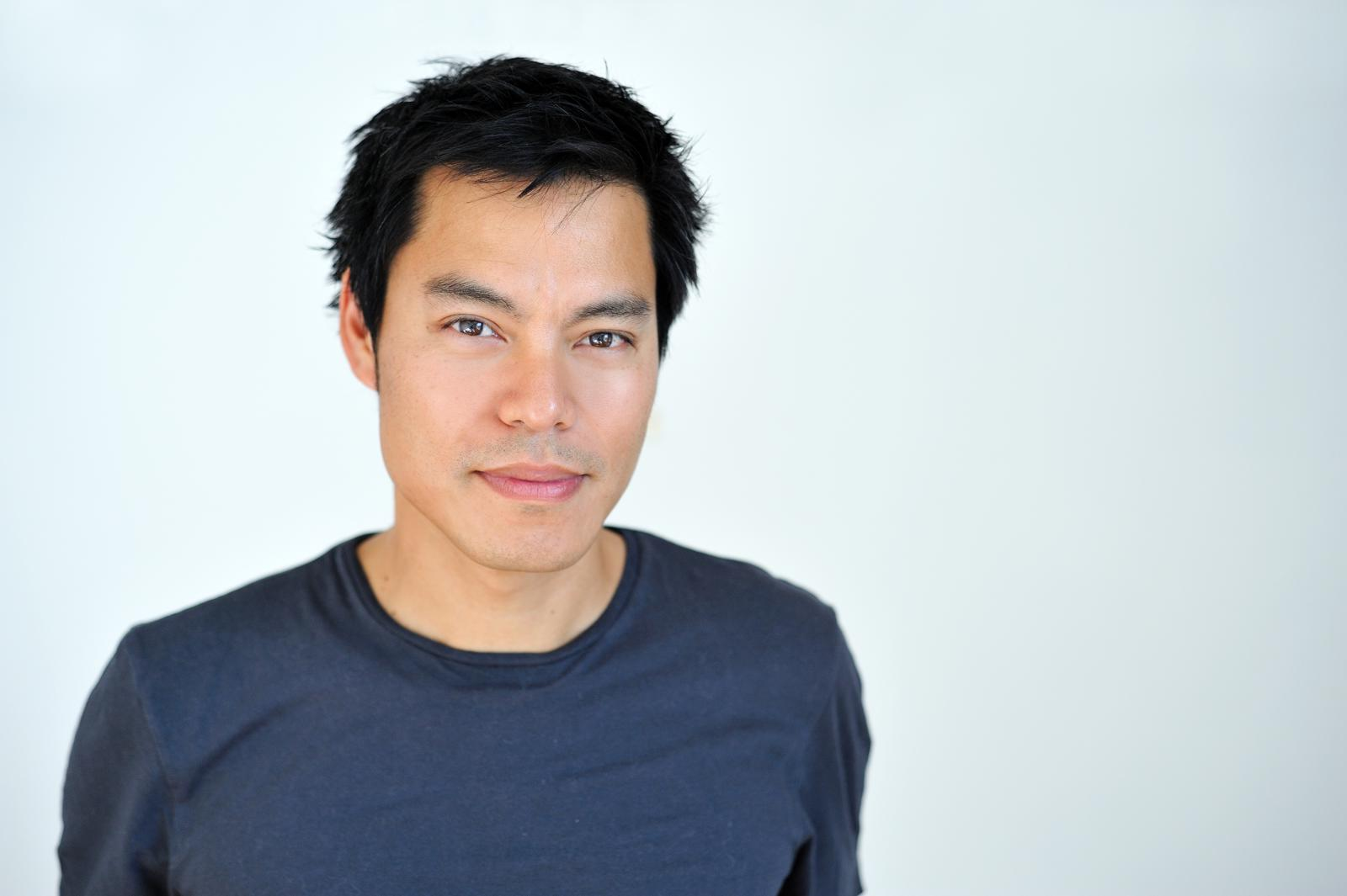 Kevin Fong. Photo by Anthony Cullen.