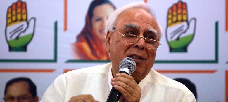 'There can never be a Congress-mukt Bharat': Kapil Sibal says after Modi's 'sinking boat' remark