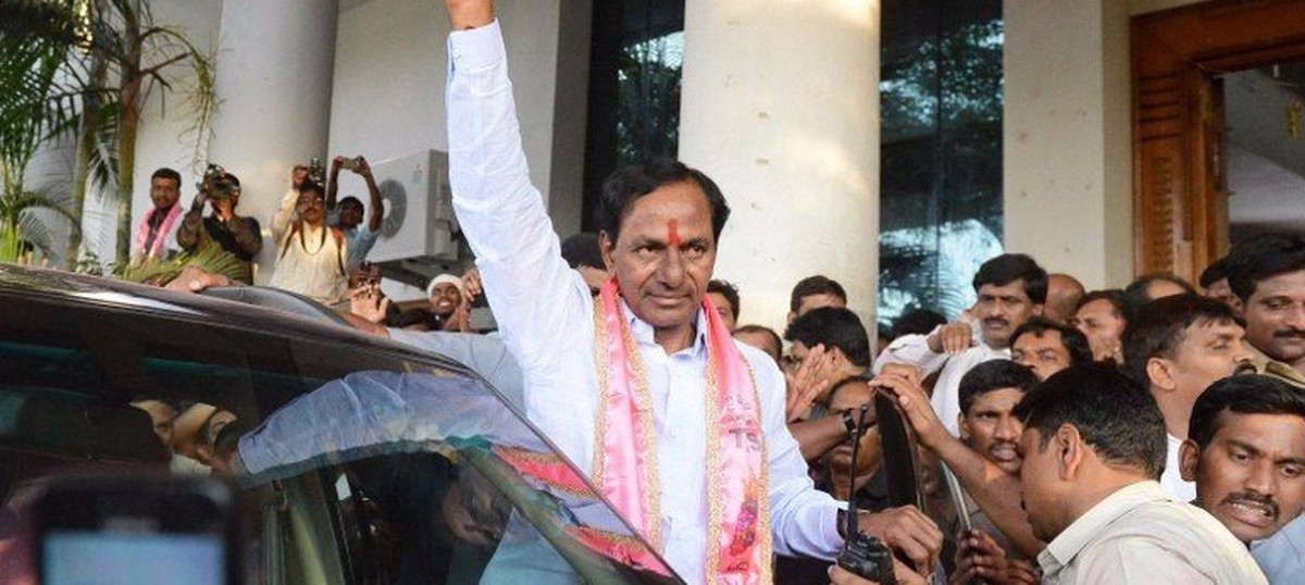 How KCR is wiping out both the Congress and Telugu Desam