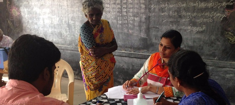 Health camps, hand sanitizer, WhatsApp – a Cuddalore doctor's post-flood emergency tools