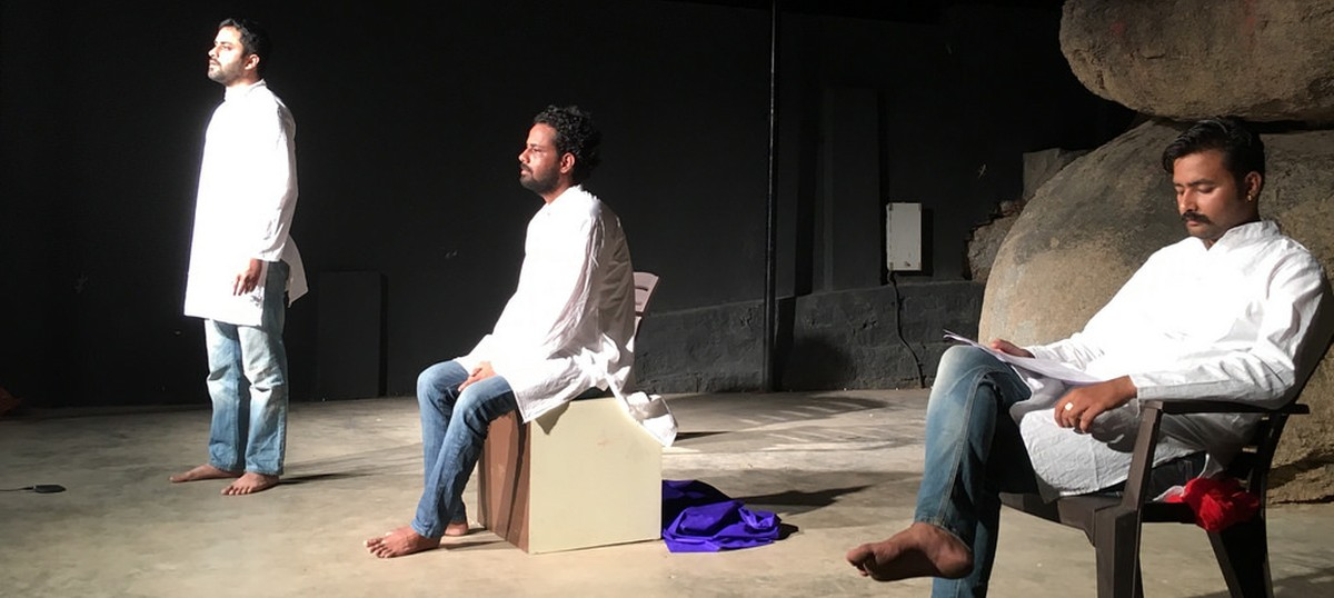In Hyderabad, a play takes a look at Rohith Vemula's words and tormented thoughts