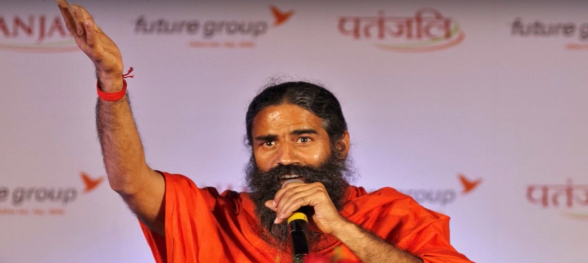 If not for law, would have cut off heads of those refusing to say 'Bharat Mata ki Jai': Baba Ramdev