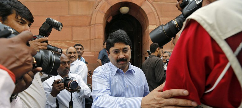 Maran brothers, five others discharged by CBI court in illegal BSNL telephone exchange case