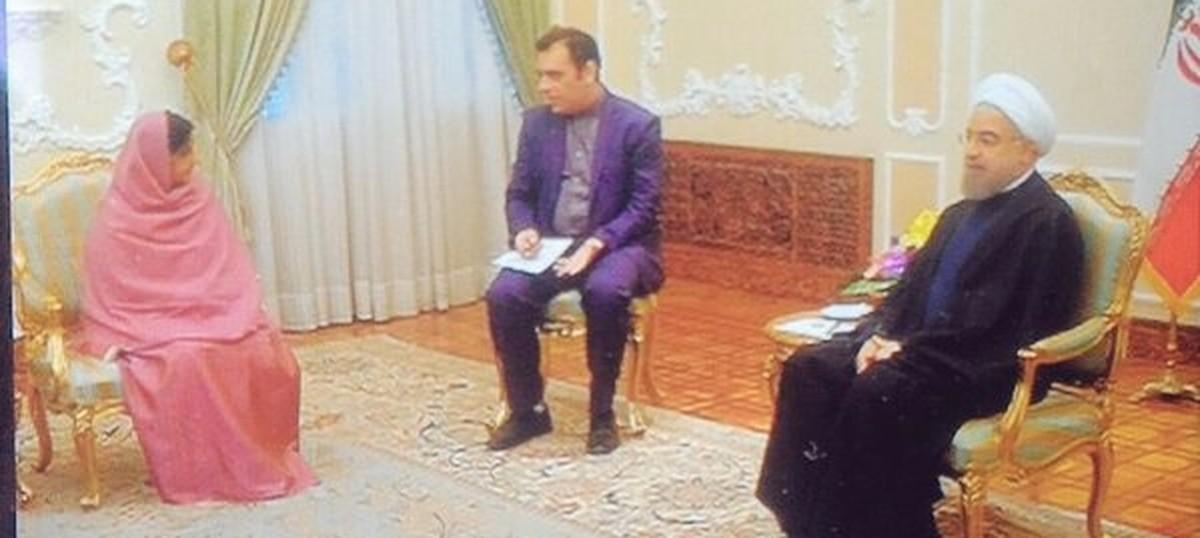 'She's wearing a pink potato sack': Sushma Swaraj's Iran visit sparks misogynistic trolling