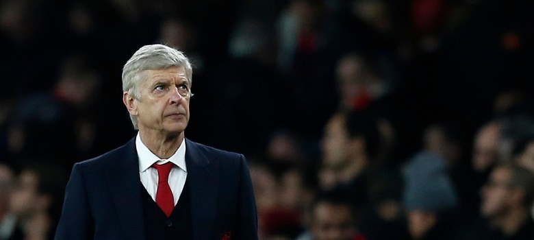 The man on the burning deck: Arsene Wenger and his insatiable quest for a fourth league title