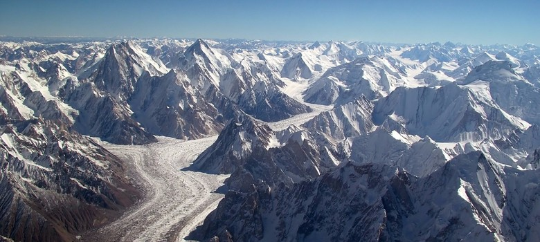 Spy imagery sheds light on 'abnormal behaviour' of Karakoram glaciers