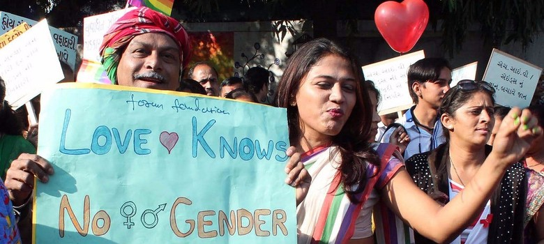 We queer people will do everything to ensure our liberty, even if it takes some Bollywoodising