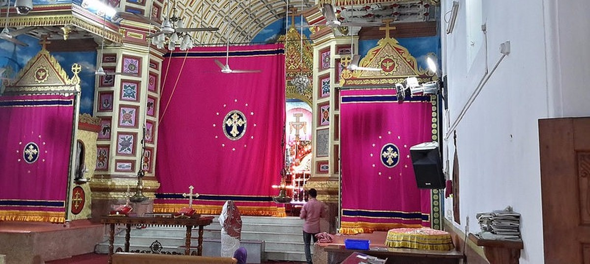 Why only temples? Even some churches don't allow women into the inner sanctum