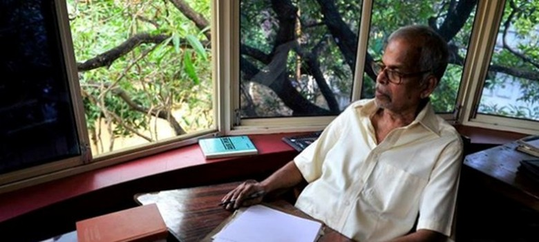A gush of poetry and paeans in documentary on Malayalam writer Attoor Ravi Varma