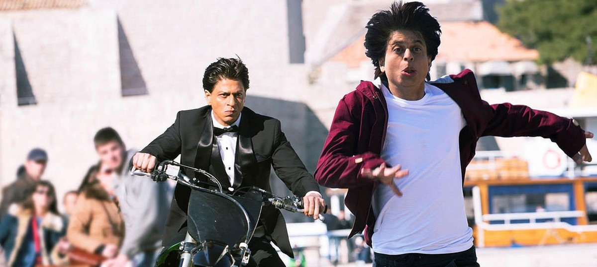 Film review: Shah Rukh Khan's deadly duplicate wins the day in 'Fan'
