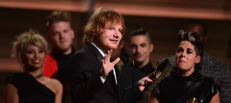 Ed Sheeran wins Song of the Year, Taylor Swift bags Best Album at 2016 Grammy Awards