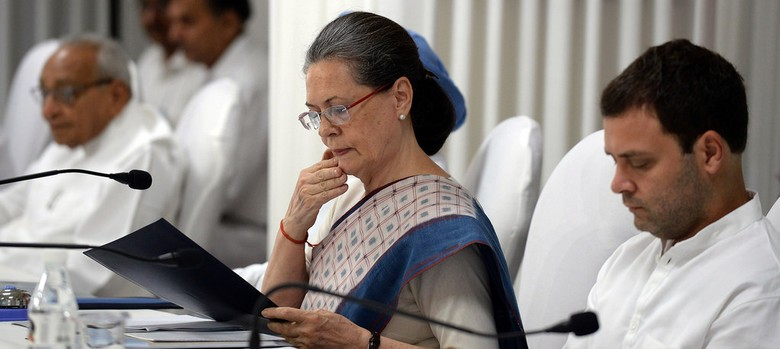 'It's improper for the Congress to link court summons with the functioning of Parliament'