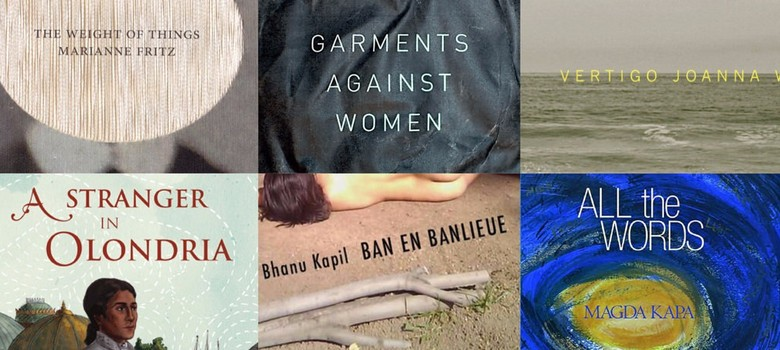 Six brilliant women writers from around the world who aren't published by big name presses