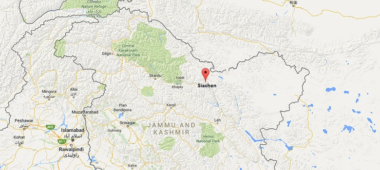 10 soldiers missing after Siachen avalanche