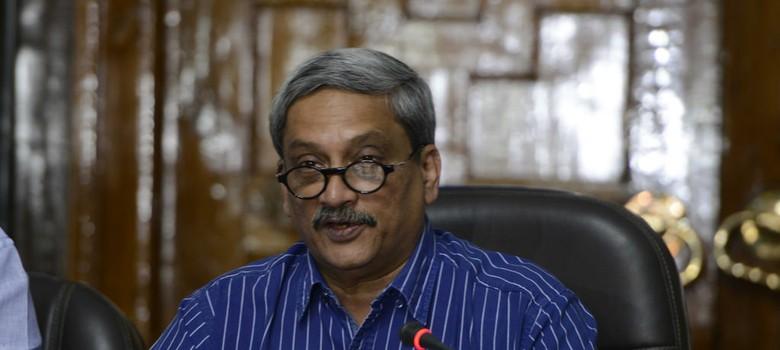 Manohar Parrikar to discuss cross-border Pakistan terrorism with US