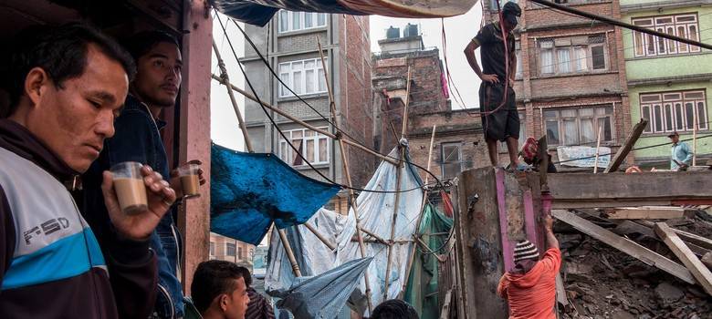 In photos: How Nepal is coping with the aftermath of the earthquake and economic blockade