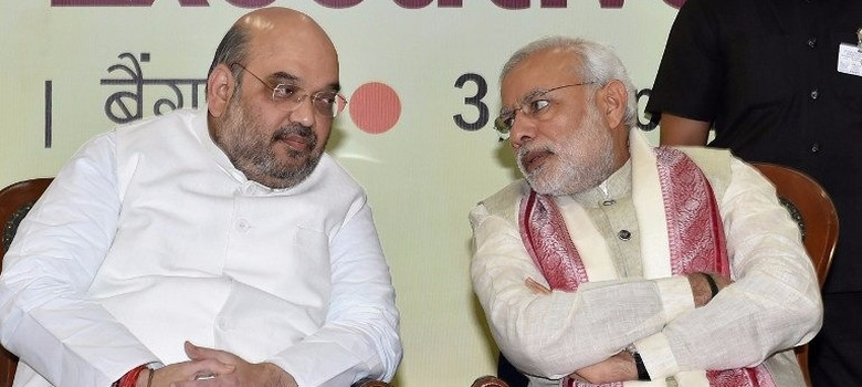 RSS not keen on Amit Shah continuing as BJP chief, but wary of displeasing Modi