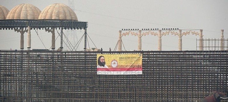 Why the Art of Living celebrations signal the death of Delhi's Yamuna floodplains