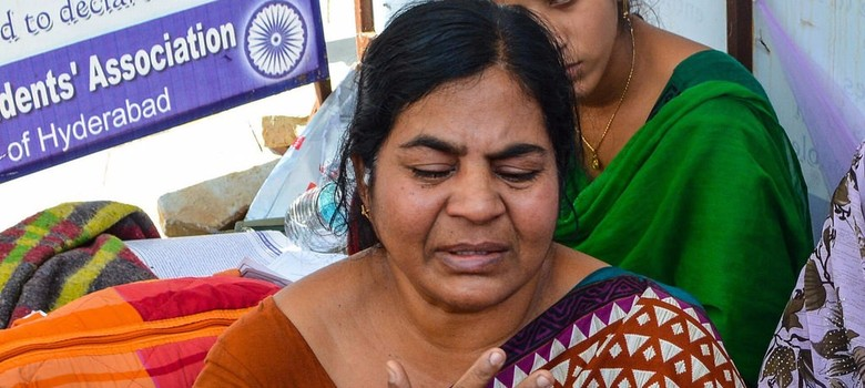Born Dalit: Meet Radhika Vemula, Rohith's mother