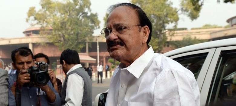 Venkaiah Naidu said he isn't making a case for a  boycott of Pakistan– and then made a case for it