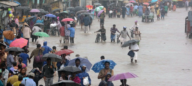 Tamil Nadu rains: Jayalalithaa announces relief package; Chennai rail, air services are resumed