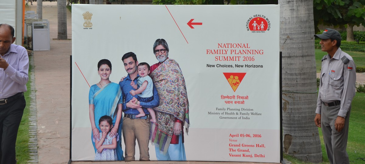 The two serious problems with India's new family planning push