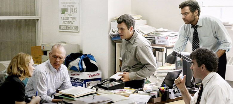 'Spotlight' gets investigative journalism right