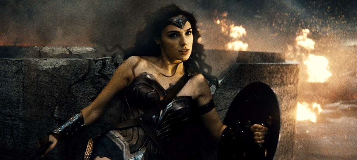The scene-stealing Wonder Woman, from the page to the screen