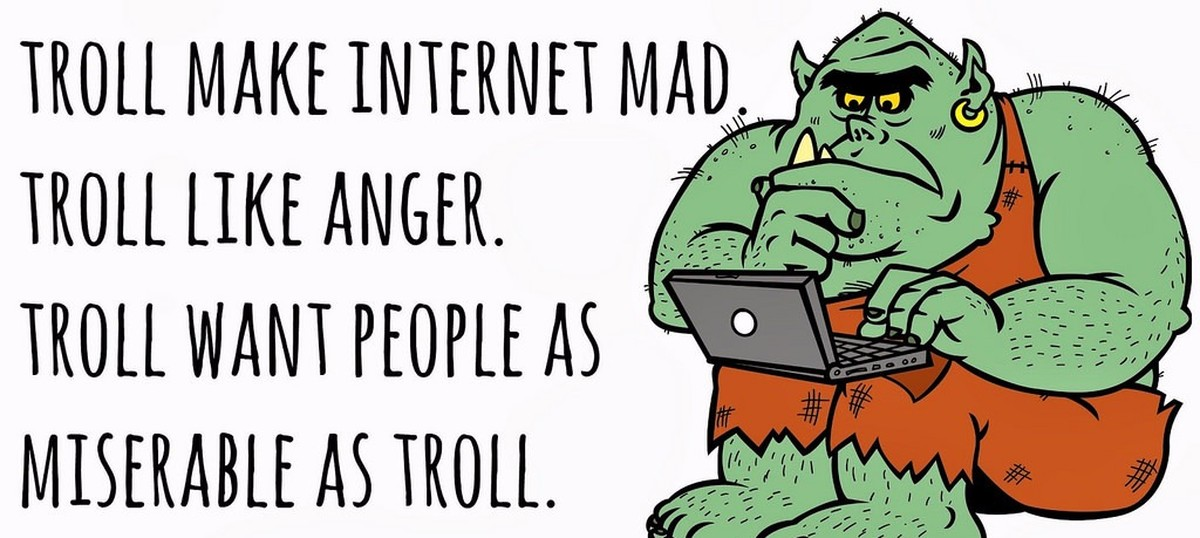 What do all online trolls have in common?