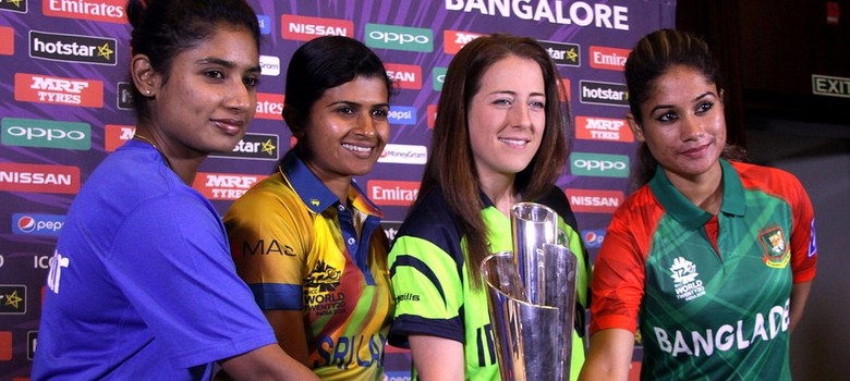 The other World Twenty20: Mithali Raj's women are looking to script history of their own