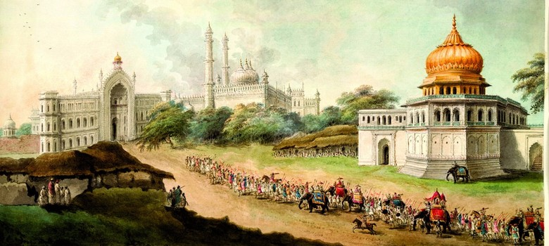These early 19th century views of India are magical