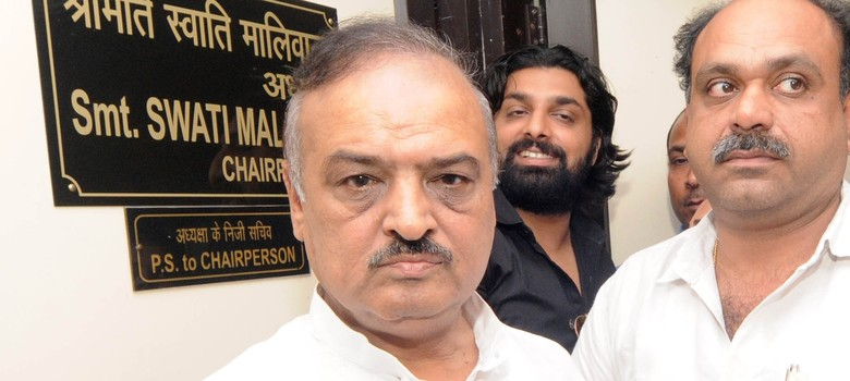 BJP MLA suspended from Delhi Assembly for using derogatory language