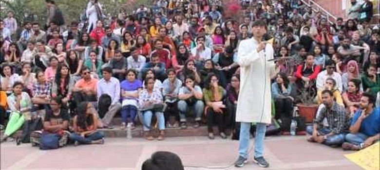 'Did you check your facts?': Makarand Paranjape has some questions for Kanhaiya, Leftists and JNU