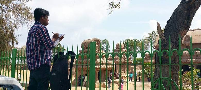 Let there be art: A petition is seeking freedom to sketch India's protected monuments