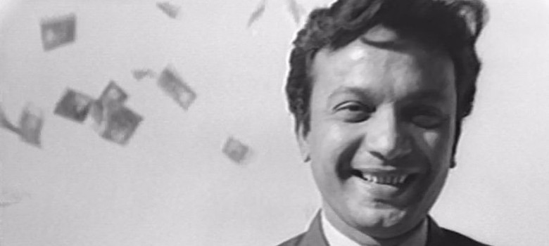 Films that are 50: There are movies about the movies and then there is Satyajit Ray's 'Nayak'