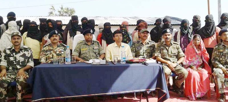Ground report: The truth about Chhattisgarh's recent Maoist surrenders