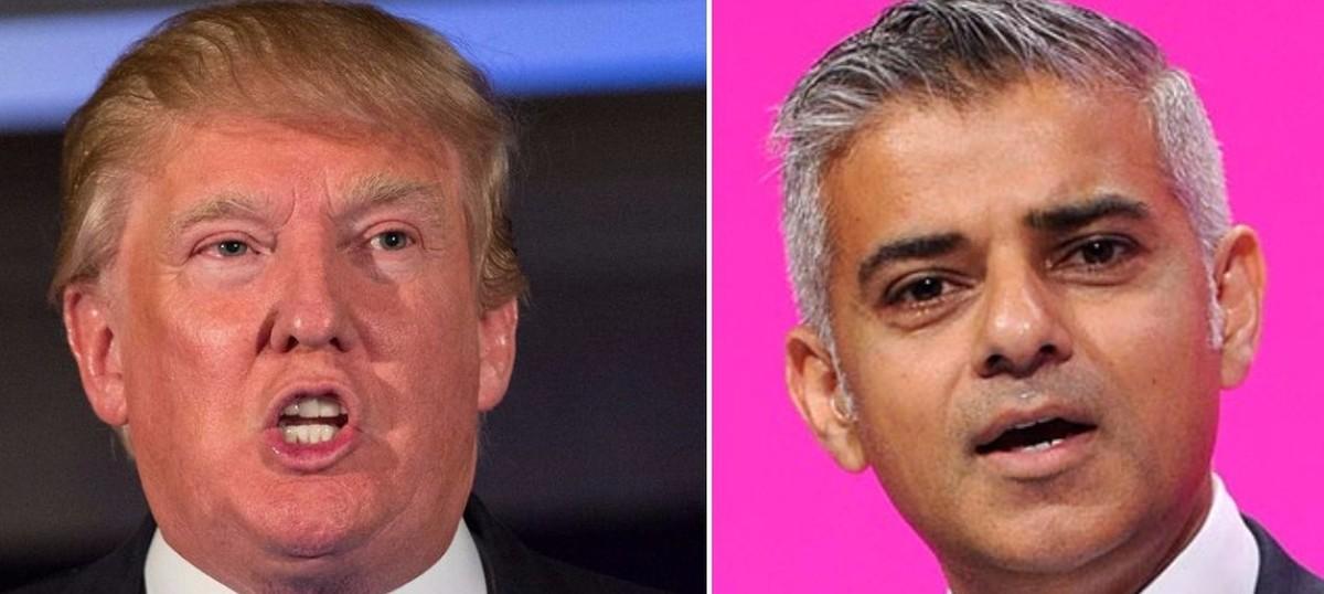 London mayor Sadiq Khan likens Donald Trump to a 20th-century fascist ahead of his UK visit