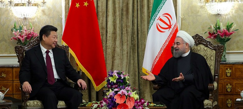 Why American sanctions on Tehran could hand China near monopoly on Iranian oil and trade