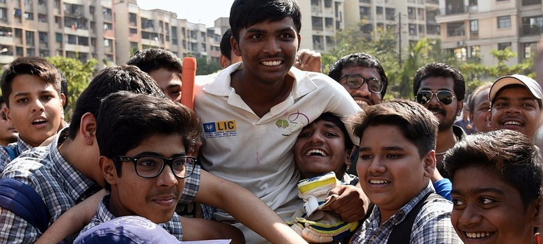 Pranav Dhanawade's 1,009 runs tell us that we're more obsessed with records than team spirit