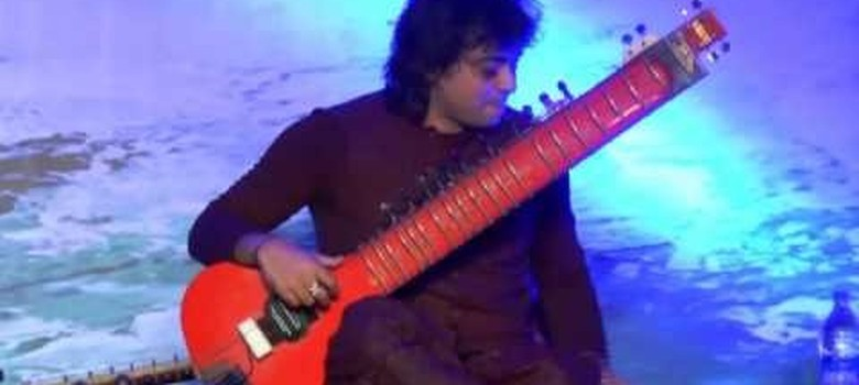 A trio of sitar meditations to slide gently into 2016