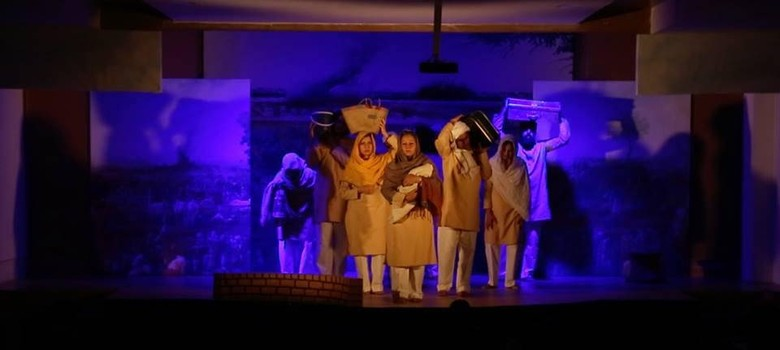 Partition retold: A Pakistani theatre group dramatises survivor stories to shatter myths