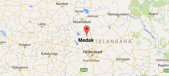 Toddler dies after falling into borewell in Telangana
