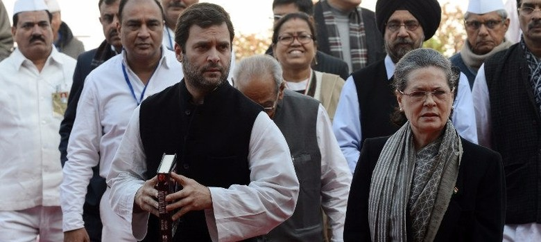 'It's kiddish of the Congress to merely wait for the BJP to make mistakes'